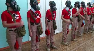 Russia's 'Youth Army' Grows Rapidly, Approaches 600K Children Nationwide