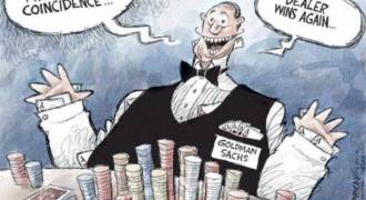 The US Ponzi Economy Is Systematic Looting on a Massive Scale
