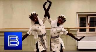 Russian Ballerinas Dance in Blackface, West Screams RACISM!, Russia Shrugs
