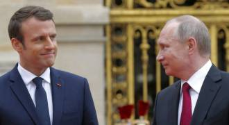 Macron Wants US Out of Euro Security: 'Russia Is Not the Enemy'