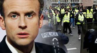 French Protesters Brave Debilitating Injuries, Lost Eyes as Millions March to Oust Soros-Puppet Macron