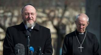 Jews Demand Obedience, Apologies From Church of England. Weak, Obsequious British Clerics Eager to Obey