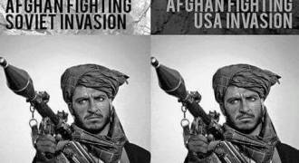 Maverick Trump Plows On, Says Willing to Meet Taliban Demand to Withdraw From Afghanistan If Peace Reached