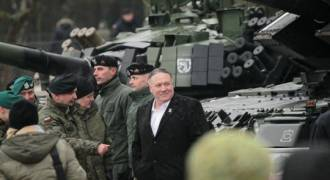 While Pompeo Pouts in Poland, Putin Pushes Peace in Syria
