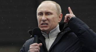 Vladimir Putin: a Threat to Global Political Order, or Ultimate Peacemaker?