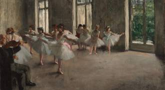Counter-Semitic Hero Fought for French Freedom: Edgar Degas