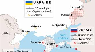 Talk of Western Intervention in the Black Sea Is Pure Fantasy