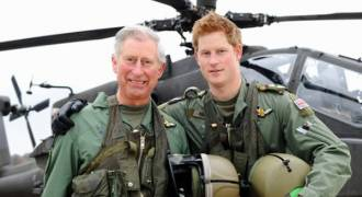 Russia Trembles as Prince Harry Comes out of Retirement to Join British Marines in 'Show of Force' vs Moscow