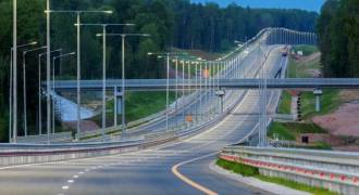 Russia Approves a Private $10 Billion Europe-China Highway