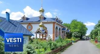 Great Profile of Beautiful Unspoiled Cossack Village in Russia's South (Don River)