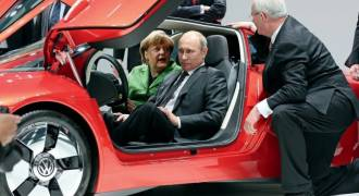 More German Capital Now Flowing Into Russia Than Before Sanctions