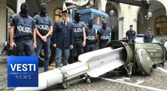 Salvini Says Pro-Ukraine Italian Neo-Nazis Were Plotting to Assassinate Him