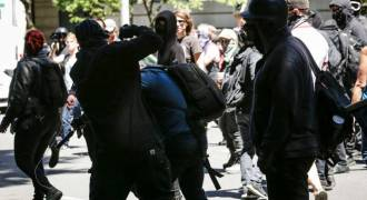 Violent Communists Viciously Assault Journalist In Portland, But They're the Good Guys