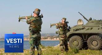 Russia Has Hard-Core Special Ops and New Military Craft Protecting Every Inch of the Crimea Bridge (Russian TV News)