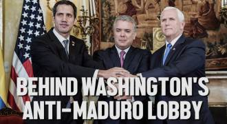 How Corporate Forces Are Lobbying for a Coup in Venezuela