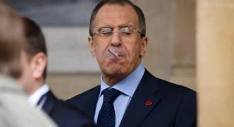 Lavrov Blasts Washington's Duplicity on Crimea