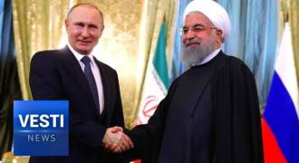 Russia Strengthens Oil and Gas Coooperation With Iran, Vows Support