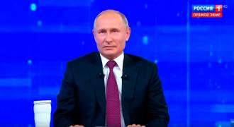 Putin Explains Why He's So Polite When Western Elites Are So Rude to Him