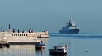 Russia Sends Battleship to Cuba in Response to US Missile Build-Up in Europe