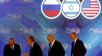 Russia Lays Down the Law, Tells Bolton and Bibi to Stop Calling Iranians Terrorists