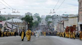 27,000 Russians to March 110 Miles to Celebrate a Miraculous Icon of St. Nicholas