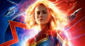 Pentagon Helped Make 'Captain Marvel' Blockbuster, Case Study in Neocon War Propaganda
