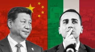 Italy Ready to Sign Trade Deal With China; Trump, Merkel Blindsided