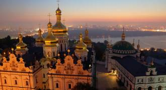 60 Photos - Spectacular Cathedrals and Monasteries From All Over Russia and Ukraine
