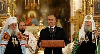 No One Saw It Coming: Rise of Christianity in Russia Baffles US Establishment