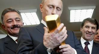 Despite Sanctions Russia's Economy Shoots over $4 trillion