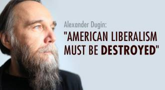 The Political Poetry of Alexander Dugin, Russia's Globalist Bashing, Christian Nationalist Ideologue