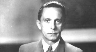 Joseph Goebbels' 1945 Editorial on the Influence of Jewish Elites in the US, UK and Russia