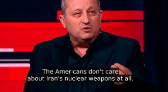 Israeli Officer Explains Why US Can't Win a War Against Iran, Says US Military Knows This (Russian TV News)
