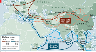 What if the Belt and Road Initiative Is Too Late to Stop Eternal US Hegemony?