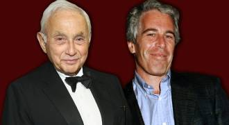 Epstein's Network, Part 3: Attorney General Bill Barr, Jew Leslie Wexner, and a Drug-Running CIA-Airline