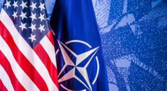 The Intellectual and Financial Bankruptcy of NATO