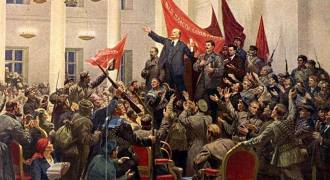 Dr. Matthew Johnson Joins One of Best Podcasts to Discuss Russian Revolution (Myth of 20th C.)