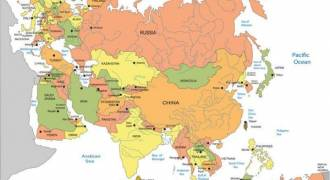 How Russia and China Are Building Eurasia Into a Geopolitical Powerhouse