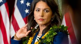 Tulsi Gabbard Needs to Be Stopped. She's Telling People the Truth About US Wars