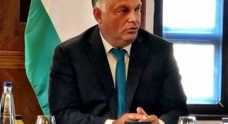 Viktor Orban Q+A: 'I Am the Only Free Man Among the Prime Ministers of Europe'