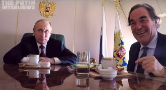 MUST READ: Putin Discusses RussiaHoax and the Attempted Coup d'Etat with Oliver Stone