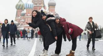 Russia Welcomed 20% More Tourists in 2019, Mostly from China