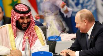 Russia Is Defeating The US in the Middle East Oil Game