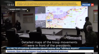 Cool Video of Putin's Rush Visit to Syria Last Week, War Rooms, Visiting Churches, Hanging with Assad