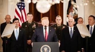 Trump and Congress Double Down on Demonizing Iran