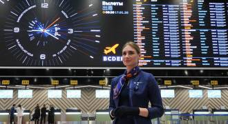 Moscow's Sheremetyevo Airport Opens Yet Another, $500M International Terminal, JFK Still a 3rd World Embarrassment