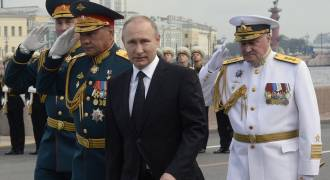 Putin Should Take Control of the Iranian Situation Out of Israel's Hands