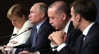 Unprecedented Summit of Four in Istanbul Reveals Unbridged, Irreconcilable Differences Between Russia and the West Over Syria
