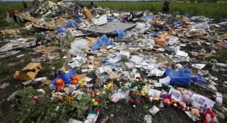 MH17: Игра «Обвини Путина» продолжается