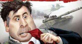 Uber-Loser Poroshenko Goes 'Full Saakashvili'